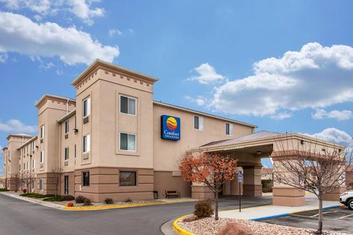 Comfort Inn & Suites - Rawlins - Gebäude