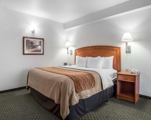 Comfort Inn & Suites - Rawlins - Schlafzimmer