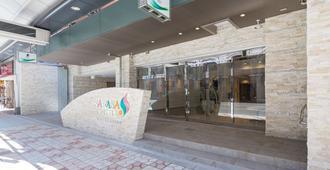 Sarasa Hotel Namba - אוסקה - בניין