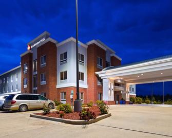 Best Western Plus Philadelphia-Choctaw Hotel and Suites - Philadelphia - Bâtiment