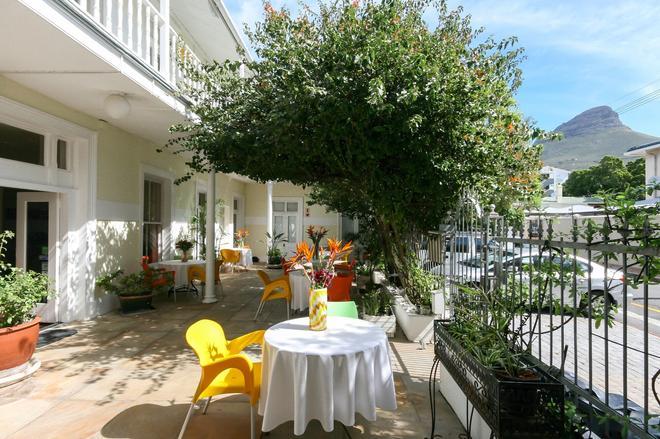 The Fritz Hotel - Кейптаун - Патио