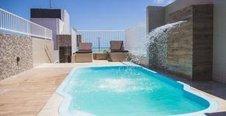 Hotel Costa Do Atlantico - ז'ואאו פסואה - בריכה