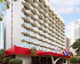 Royal On The Park - Brisbane - Building