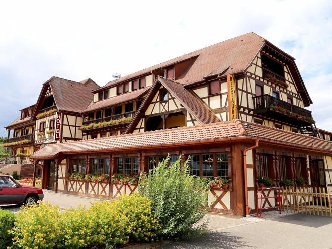Hotel Au Parc des Cigognes - Kintzheim - Building