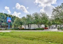 Studio 6 Houston - Hobby - Houston - Näkymät ulkona