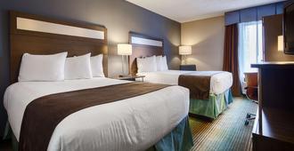 Best Western O'hare/Elk Grove Hotel - Elk Grove Village - Bedroom