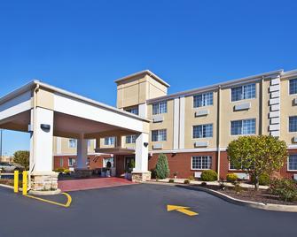 Holiday Inn Express Hotel & Suites Wabash - Wabash - Gebouw