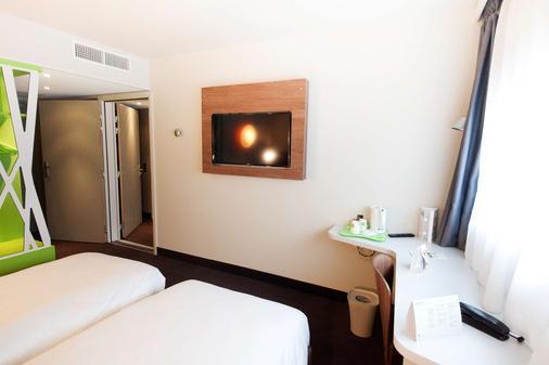 Campanile Clermont Ferrand Centre - Clermont-Ferrand - Bedroom