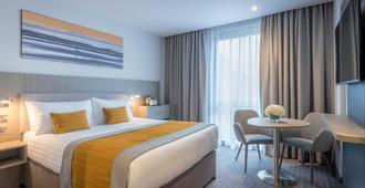 Maldron Hotel Kevin Street - דבלין - חדר שינה