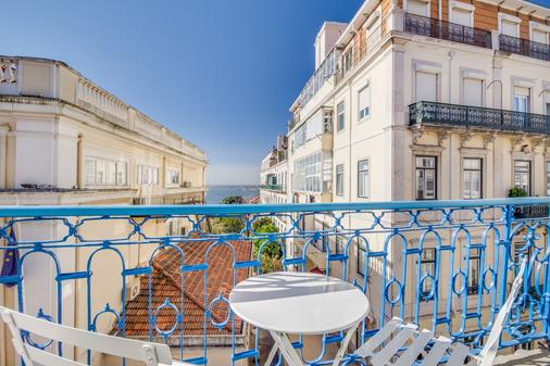 Chiado 44 - Lisbon - Balcony