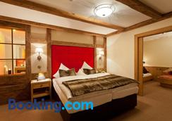 Hotel Gletscherblick - Sankt Anton am Arlberg - Bedroom