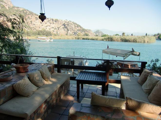 Happy Caretta Hotel - Dalyan (Mugla) - Balcon