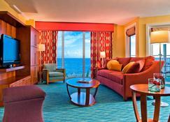 Renaissance Curacao Resort and Casino - Willemstad - Pokój dzienny
