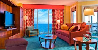 Renaissance Curacao Resort and Casino - Willemstad - Living room