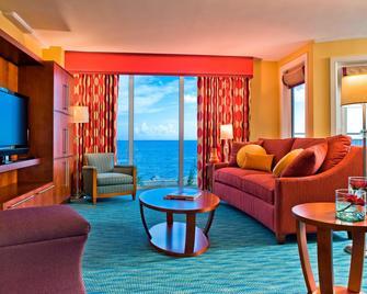 Renaissance Curacao Resort and Casino - Willemstad - Sala de estar
