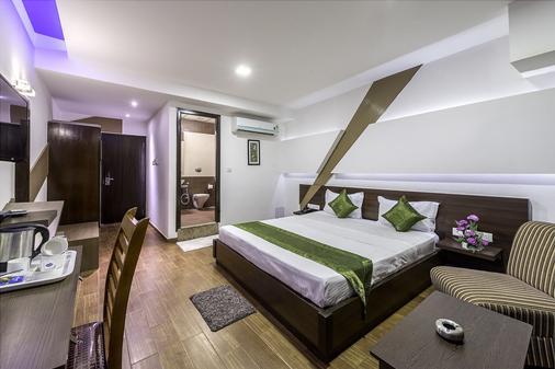特瑞波埃奇飯店 - 班加羅爾 - 臥室