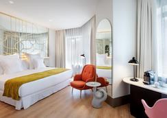 馬德里巴塞羅托雷酒店 - 馬德里 - 臥室