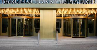 Barceló Torre de Madrid - Μαδρίτη - Κτίριο
