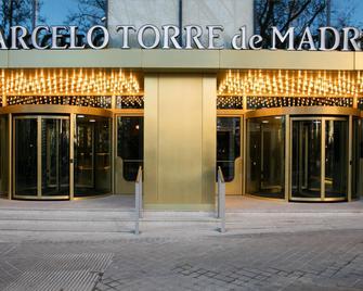 Barceló Torre de Madrid - Madrid - Building