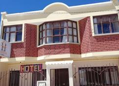 Hotel Aguilar - Uyuni - Edifício