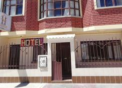 Hotel Aguilar - Uyuni - Bygning