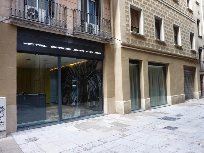 Hotel Barcelona House - Barcelona - Edificio