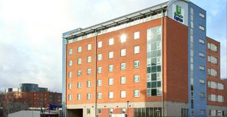 Holiday Inn Express London - Limehouse - London - Building