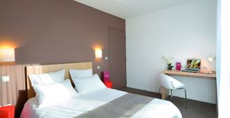 Appart'city Confort Tours - Tours - Schlafzimmer