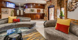 Best Western Plus Governor's Inn - Richmond - Hành lang
