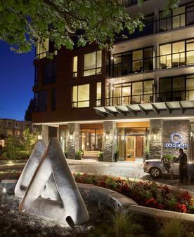The Oswego Hotel - Βικτωρία Βρετανικής Κολομβίας - Κτίριο