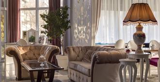 New Belgrade Garni Hotel - בלגרד - סלון