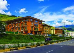 Tara Phendeyling Hotel - Thimphu - Gebäude