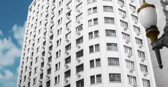 Hotel Del Rey - Curitiba - Edificio