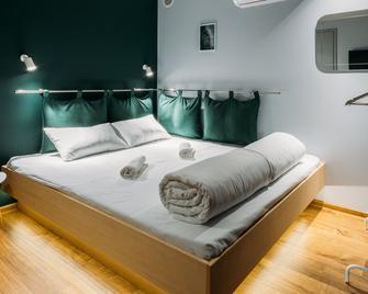 Yard Hostel & Coffee - Chernovtsy - Bedroom