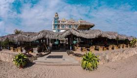 Dharma Beach Hotel - Montañita (Guayas) - Bâtiment