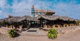 Dharma Beach - Montañita (Guayas) - Building