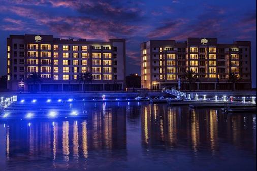Jannah Resort & Villas Ras Al Khaimah - Ras Al Khaimah - Building