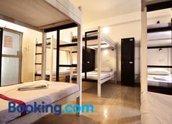 Clock Inn Dehiwala - Hostel - Dehiwala-Mount Lavinia - Makuuhuone