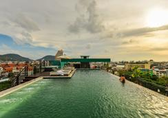 The Three By Apk - Patong - Outdoors view