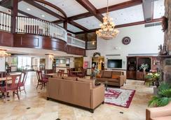 Comfort Inn and Suites Near Pocono Mountains - Mt Pocono - Lobby