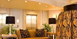 The Paramount Hotel - Portland - Recepción
