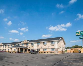Quality Inn - Coralville - Gebäude