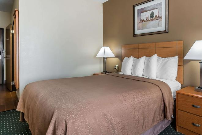 科勒爾維爾凱富酒店 - 科勒爾維爾 - 珊瑚村 - 臥室
