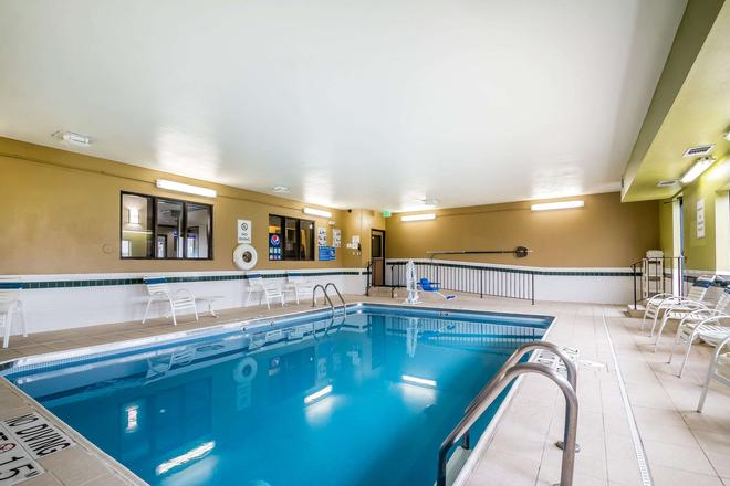 Quality Inn - Coralville - Uima-allas
