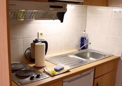 Ambassador Suites Leuven - Leuven - Kitchen