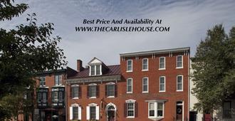 Carlisle House - Carlisle - Gebäude