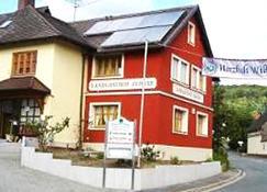 Landgasthof Zehner - Эггольсхайм - Здание