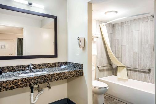 北切斯特菲爾德 - 里奇蒙羅德威飯店 - 里士滿 - 浴室