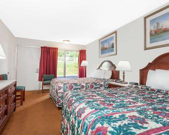 Days Inn by Wyndham Owensboro - Owensboro - Bedroom