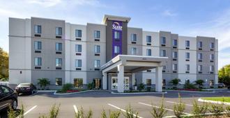 Sleep Inn & Suites Tampa South - Tampa - Building
